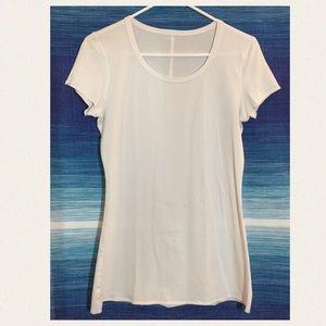 LULULEMON Top, super soft short sleeve, 6